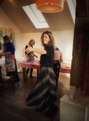 Linda dansend